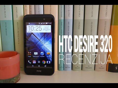 HTC Desire 320 Recenzija