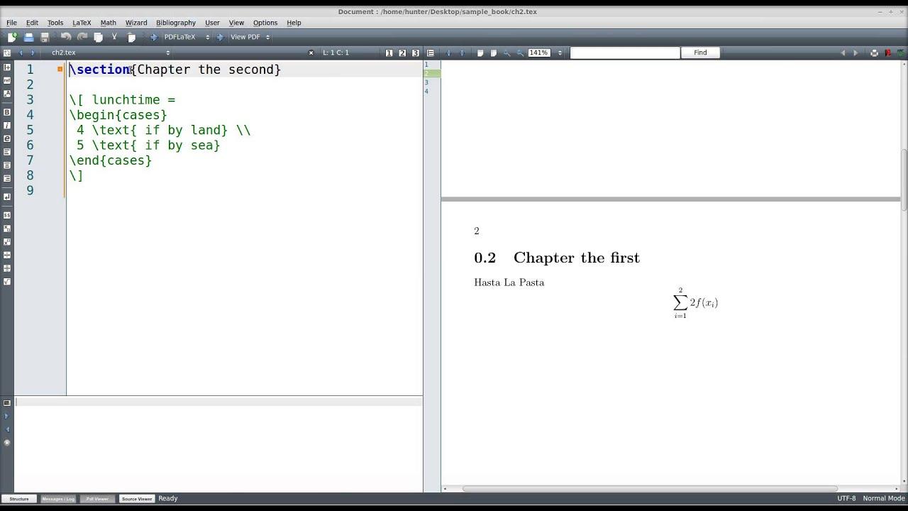 latex thesis parts Tex - latex stack exchange is a question and answer site for users of tex  how to split a latex document using parts and chapters up vote 18 down vote favorite 5.