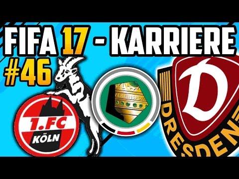 VIZEMEISTER + DFB POKALSIEGER??? - FIFA 17  Dresden Karriere: Lets Play #46