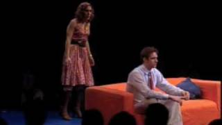 Even Though-I Love You Because, Original Off-Broadway Production(Farah Alvin performs