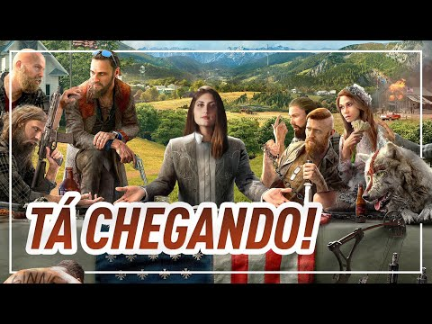 SEASON PASS EM FAR CRY 5 - Ubi Drops #115 - Ubisoft Brasil