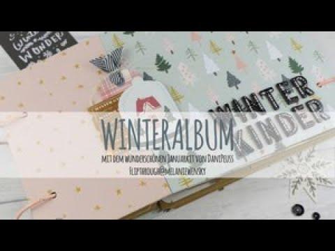 Winter-Kinder | Mini-Album