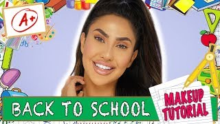 BACK TO SCHOOL MAKEUP TUTORIAL...Guaranteed to turn heads! | BrittanyBearMakeup