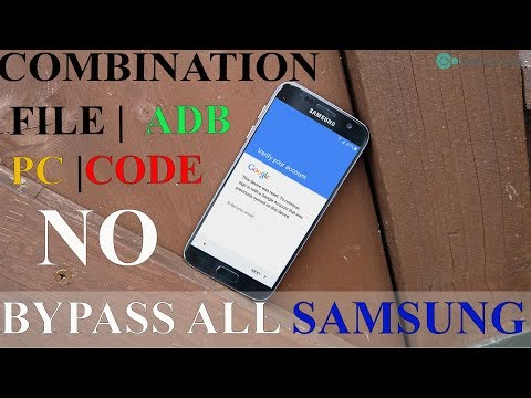 NEW SOLUTION BYPASS FRP LOCK ALL SAMSUNG NO COMBINATION FILE