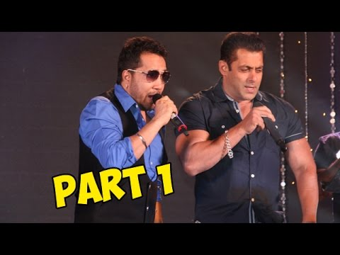 Aaj Ki Party Meri Taraf Se Song Launch | Salman Khan, Mika Singh | Bajrangi Bhaijaan PART 1