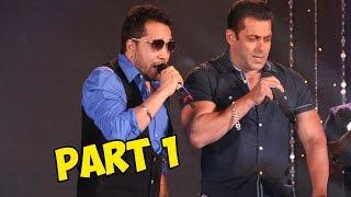 Aaj Ki Party Meri Taraf Se Song Launch | Salman Khan, Mika Singh | Bajrangi Bhaijaan PART 1