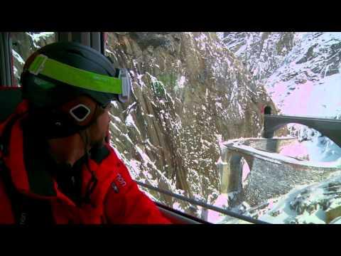 Salomon Freeski TV S5 E10 Glacier Express