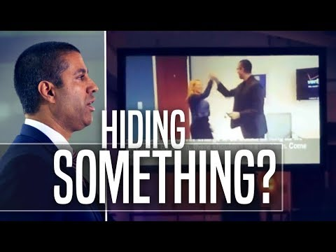 Ajit Pai Concealing Details About Comedy Skit He Created With Verizon Executive