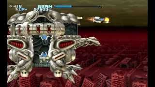 R-Type II R-Type Dimension Xbox 360 720P gameplay