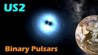 Binary Pulsar System in Universe Sandbox 2 [With Special Guests!]