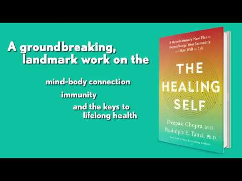 The Healing Self by Deepak Chopra, M D , Rudolph E  Tanzi, Ph D  |  PenguinRandomHouse com: Books