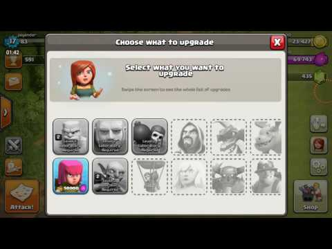 What is laboratory and how to upgrade your troops in coc.|Hindi|