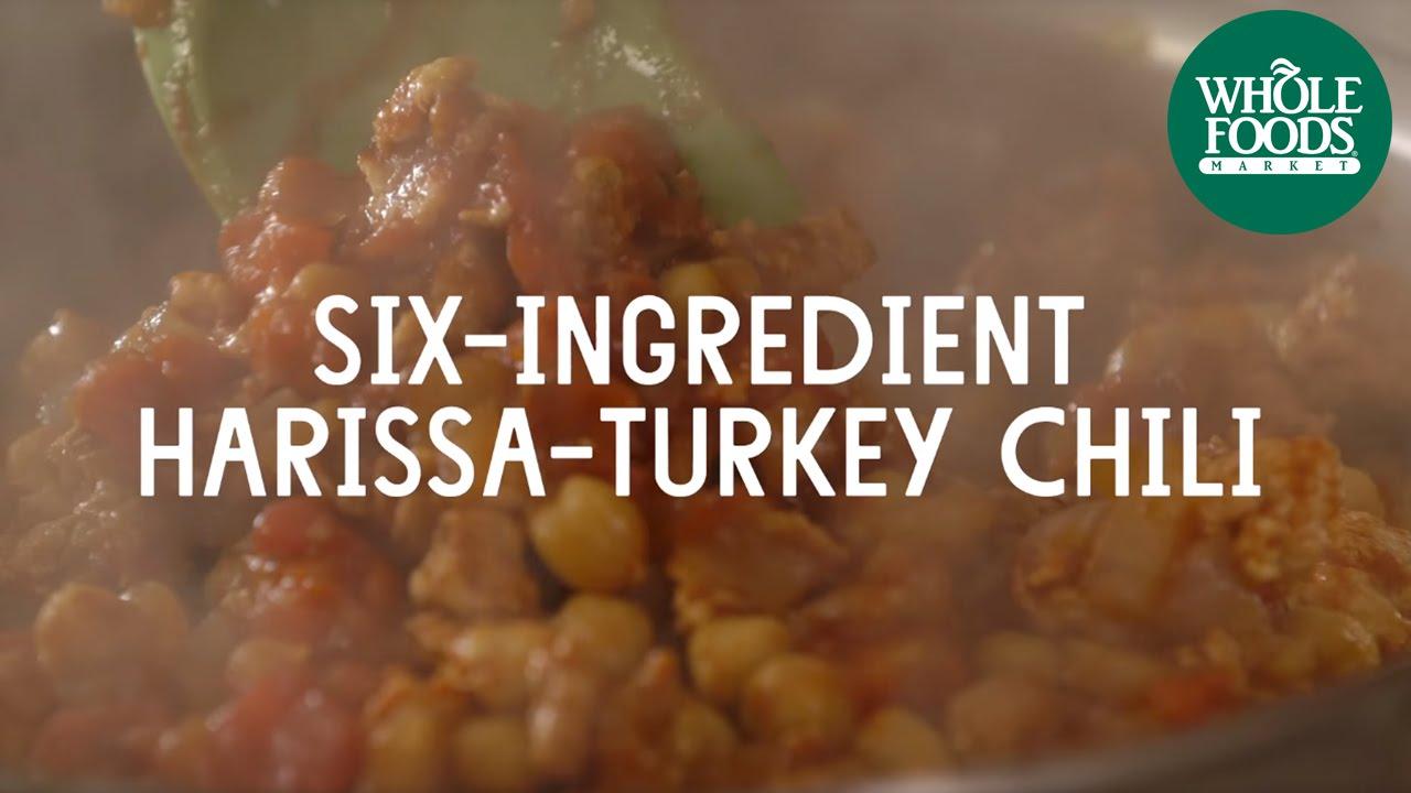 Whole Foods Market Turkey Chili