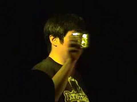 INCAPACITANTS live at NO FUN FEST 2007