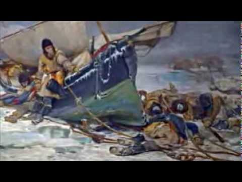 North West Passage Discovery by John Rae