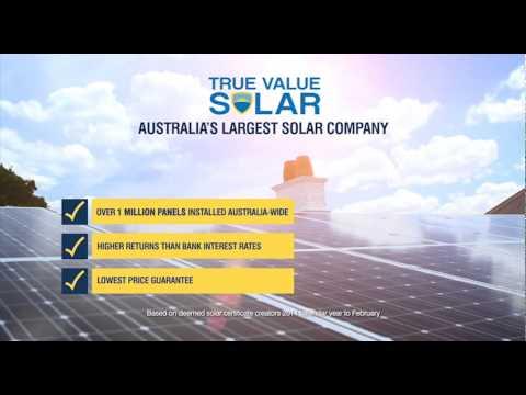 True Value Solar - Branding TVC