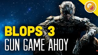 GUN GAME AHOY! - Black Ops 3 Multiplayer Gameplay Funny Moments (Call of Duty)