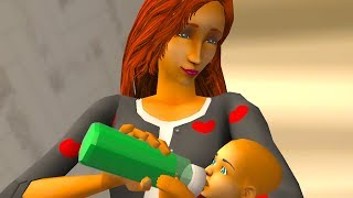 LEARNING TO PARENT 17 THE SIMS 2 PLEASANTVIEW