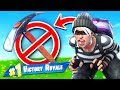 Fortnite But The Pickaxe Is Banned Challenge