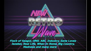 NEW WAVE RETRO SONGS NON-STOP COLLECTION #1