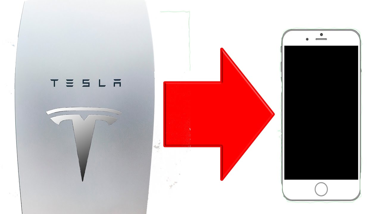 Upgrade Phone Battery Pack With Tesla Batteries