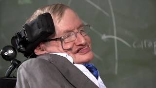 Hawking Loses it