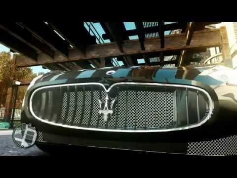 GTA IV Icenhanser 1.3 Maserati Mods