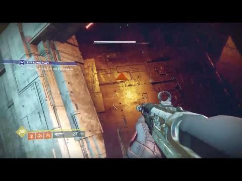 Destiny 2 Playthrough Part 8: Dynasty Io World Quest.