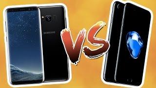 Galaxy S8+ vs iPhone 7 Plus! - Reyizler er meydanında!