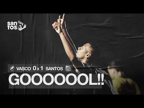 VASCO 0 X 1 SANTOS | GOL | BRASILEIRÃO (05/10/19)