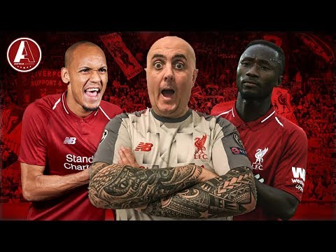 THE MIDFIELD TO DEFEAT MAN UNITED   Liverpool News & Chat