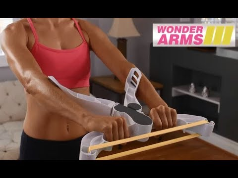 wonder arms appareil de fitness pour les bras youtube. Black Bedroom Furniture Sets. Home Design Ideas