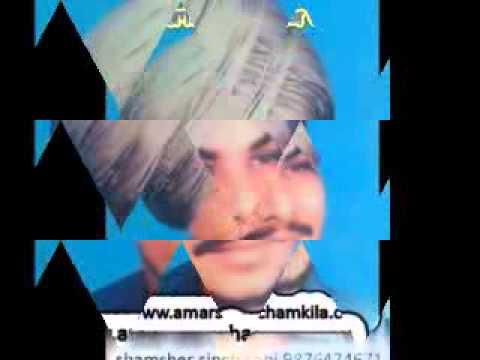 Amar singh chamkila Live dharmic in Arab country