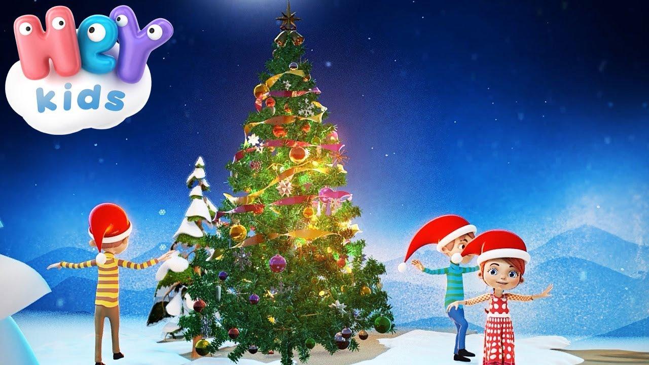 Lalbero Di Natale Canzoni Di Natale Per Bambini Youtube