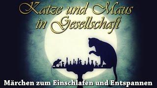 KHM 002: Katze und Maus in Gesellschaft (Hörbuch deutsch) Märchen der Brüder Grimm