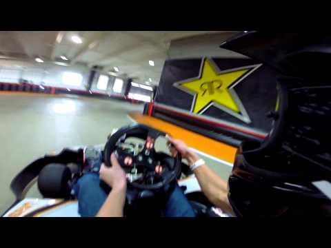 SUPER FAST 50MPH+ Go Karts At Unser Racing, Denver
