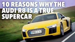 10 Reasons Why The Audi R8 Is Now A True Supercar
