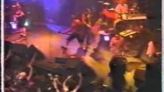 "Fishbone ""live"" from the Warfield Theater in San Francisco CA 1992 - part 1 of 8"