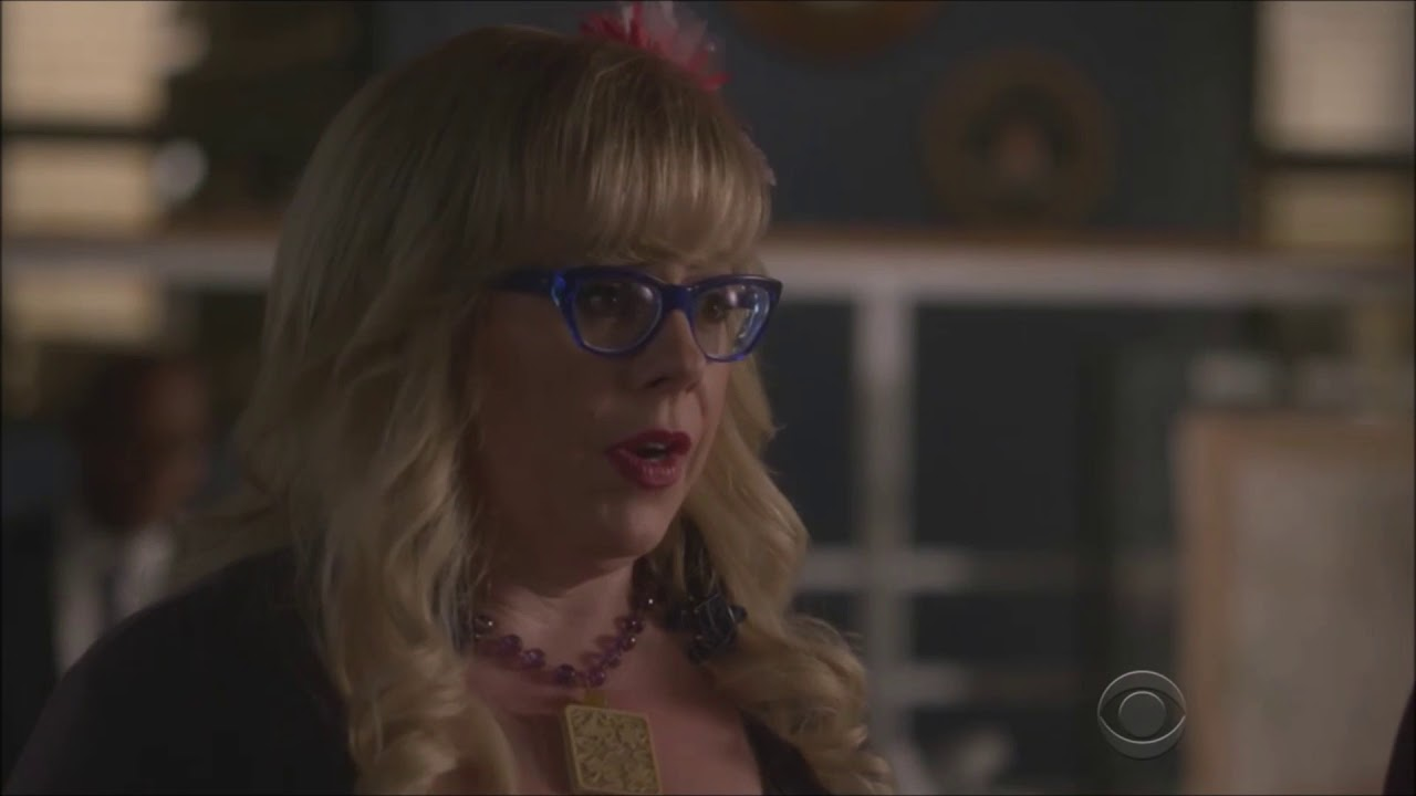 penelope garcia and luke alvez gifs from criminal minds - 1280×720