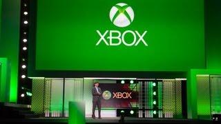 E3 2013 Xbox Briefing Highlights