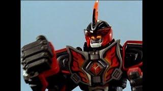Power Rangers Jungle Fury - Dash for the Dagger - Megazord Fight 2 (Episode 20)