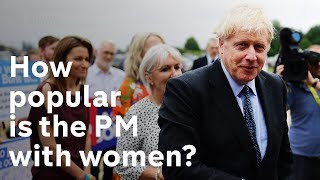 Debate: Does Boris Johnson have a popularity problem with women?