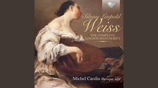 Sonata No. 7 in D Minor, WeissSW 11: IV. Gavotte