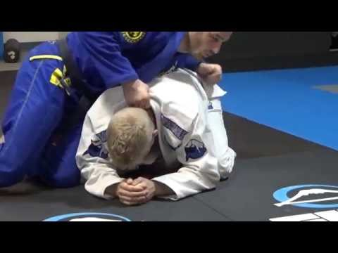 Turtle Attack From Travis Stevens: Arm Snatch Roll With Leg
