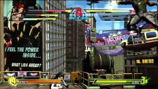 Marvel Casuals 7/9/11 (Kith vs Dante Fiero)