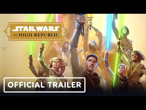 Star Wars: The High Republic - Official Reveal Trailer