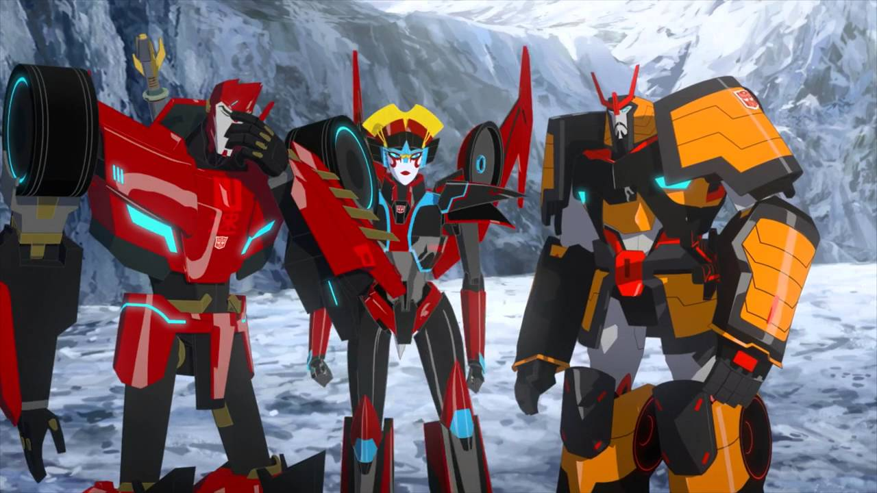Transformers Robots in Disguise Thank You Windblade and ...