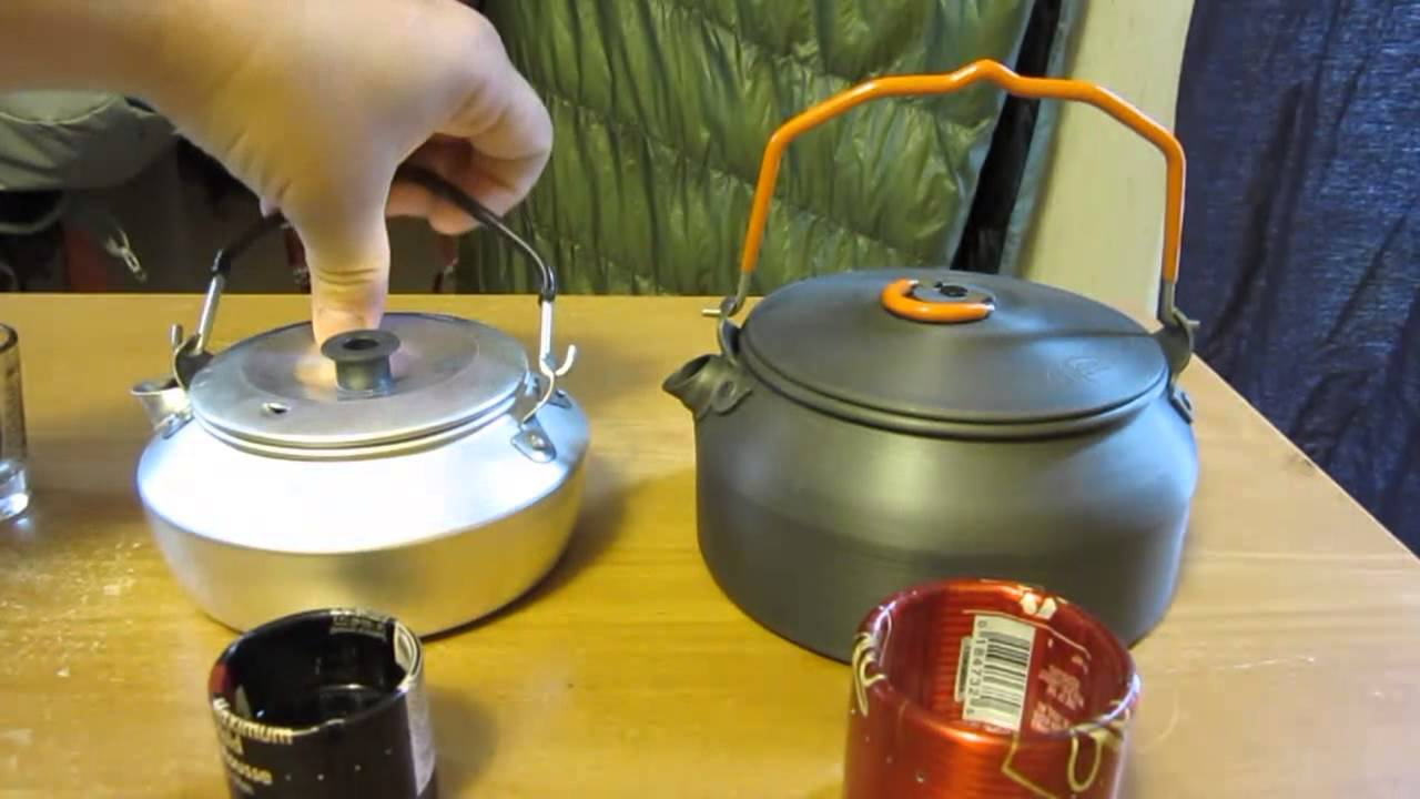 Side By Side Tangia Kettle Gsi Halulite Kettle Youtube