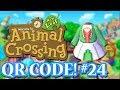 ANIMAL CROSSING: NEW LEAF - QR CODES - GARDEVOIR DRESS! (EPISODE 24)