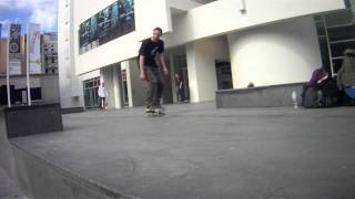 MACBA Morning Skate session